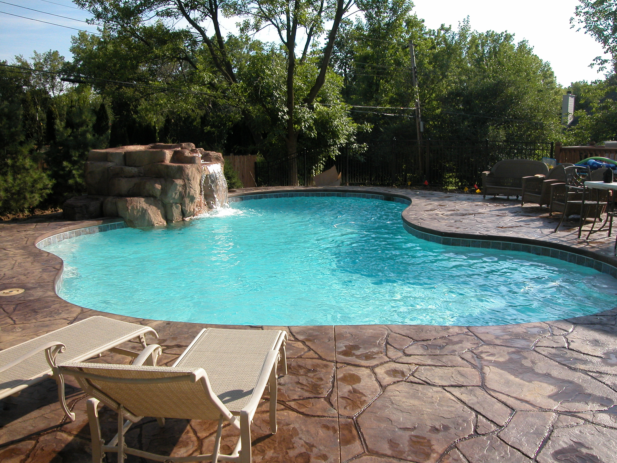 Aqua pools st louis swimming pool construction company - Swimming pool installation companies ...