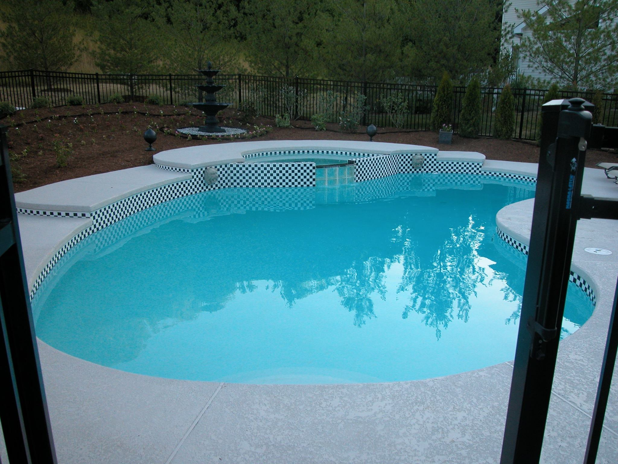 Custom Swimming Pool St Louis